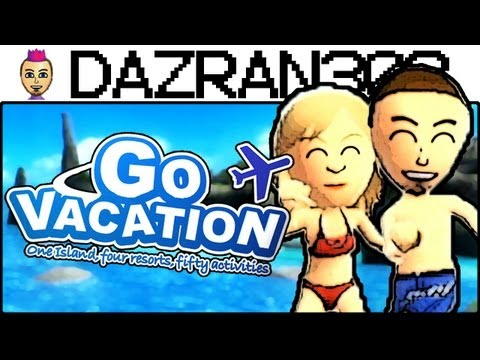 Go Vacation Lets Play - EPISODE 40 VOLLEYBALL CHAMPIONS - Go Vacation Gameplay Marine Resort Dazran303