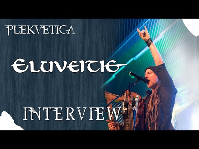 [ Interview ] Eluveitie - Chrigel Glanzmann | 19.03.2015 | Folk Metal