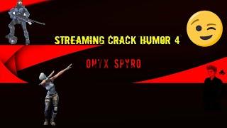Streaming Crack Humor 4 (HALO MCC, FORTNITE & MORE)
