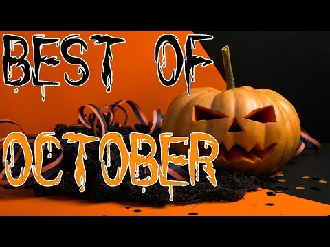 Best of October (Scary Story Compilation) (Humanoid Encounters, Ghost Stories, NoSleep)  | Mr. Davis