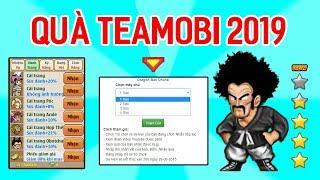 Ngọc Rồng Online - Nhận Qùa Teamobi Khi Vote 5 Sao 2019 ?