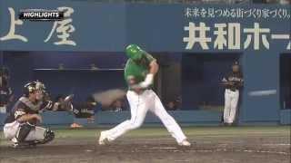 [ハイライト]vs.福岡ソフトバンクホークス12回戦(秋田)_20150728