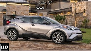 Hot News !!! 2018 Toyota C HR Exterior Overview
