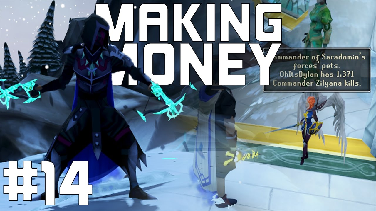 how to make money first starting out runescape