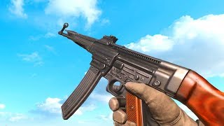 STG 44 - Comparison in 30 Different Games