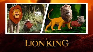 Hakuna Matata | Lion King 2019 with 1994 music