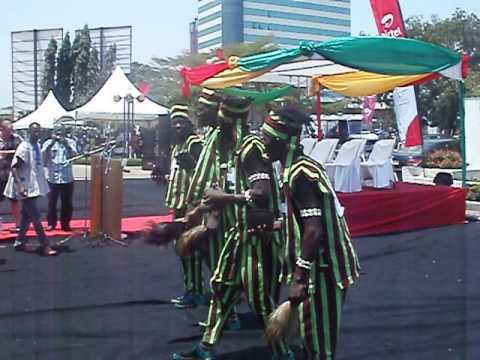 UPPER EAST REGION TINONTAABA CULTRAL GROUP GHANA