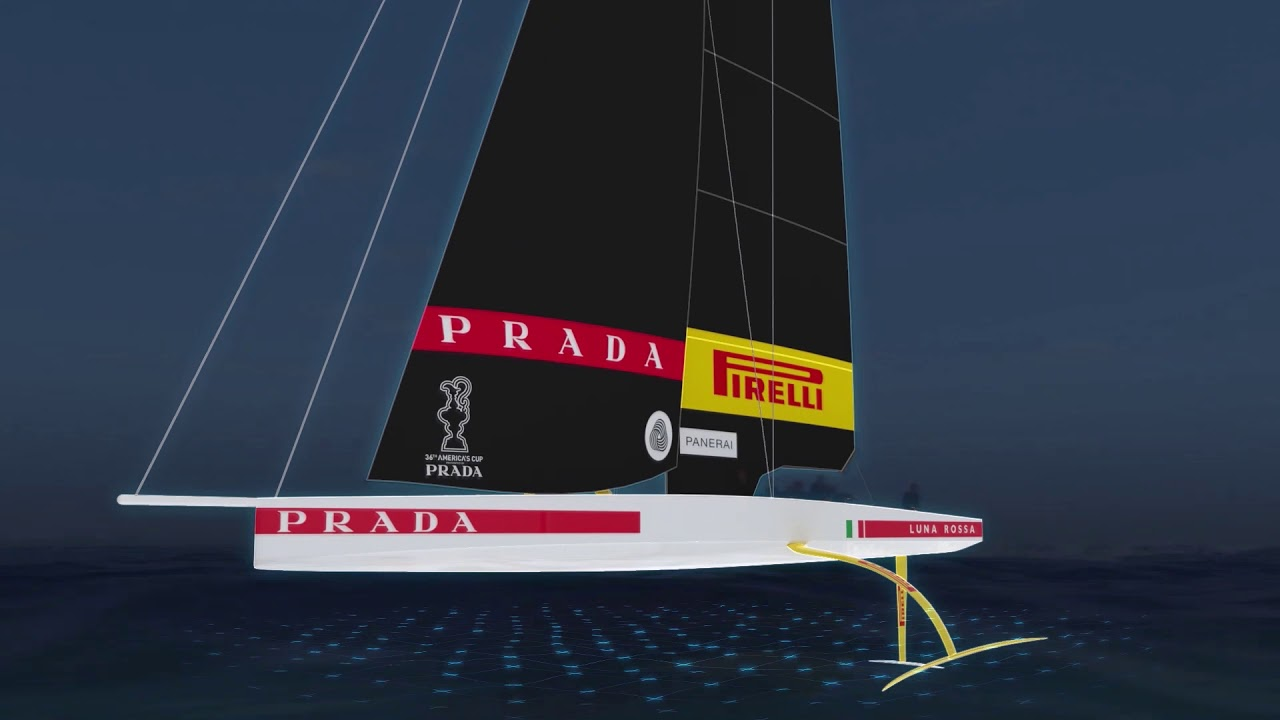 best service 104f7 f3b86 Luna Rossa Prada Pirelli Team | The Future of the America's Cup