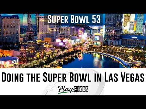 How To Do Super Bowl 2019 In Las Vegas The Right Way | Sportsbooks, Restaurants, Bars & More