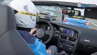 Onboard Dunlop-Intensivtraining 2014
