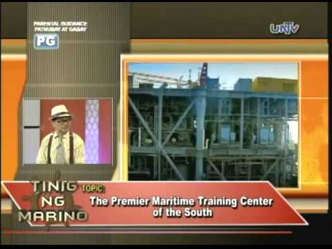 TINIG NG MARINO 116 - The Premier Maritime Training Center of the South