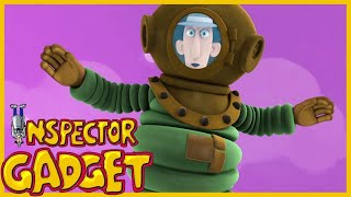 Inspector Gadget 2.0 | NEW SERIES | Ice, Ice Yeti//MAD Soaker | Cartoons for Kids