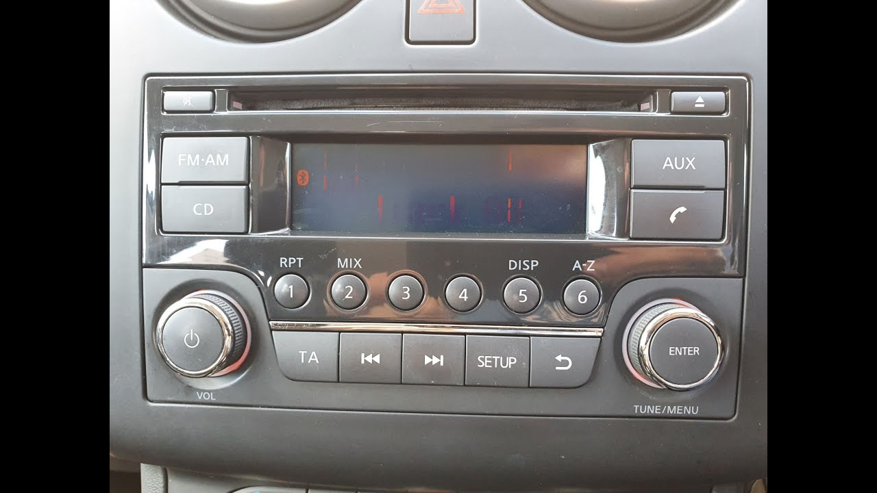 Nissan / Daewoo AGC-0070 / AGC-0071 Radio Removal and Faded / Dim LCD Replacement