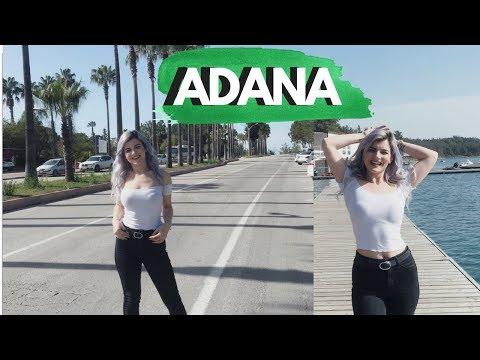 ADANA'YA BAYILDIM!