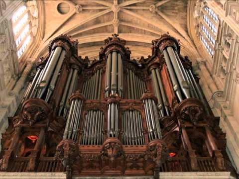The Prince of Denmark's March - Pipe Organ