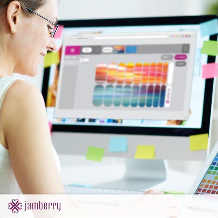 Jamberry Nail Art Studio Tutorial - YouTube