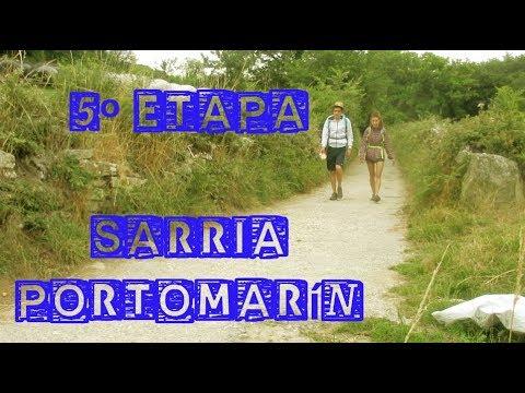 camino-de-santiago-etapa-5:-sarria---portomarín-|-casi-nos-intoxican
