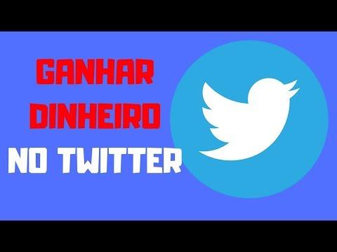 COMO GANHAR DINHEIRO NO TWITTER EM 2018