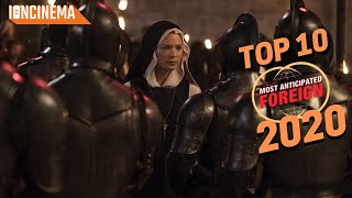 Benedetta - Paul Verhoeven | #2. Most Anticipated Foreign Films of 2020