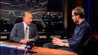Stephen Merchant on Bill Maher