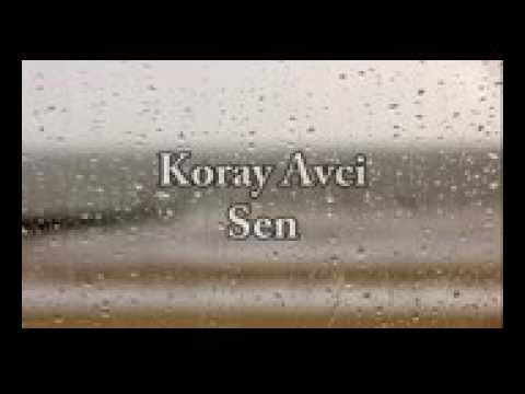 أغنية تركية روعة مترجمة - Koray Avci Sen Arabic Translation