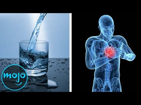 10 Things That Happen If You Only Drink Water