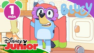 Bluey | Bluey & Bingo Play Grannies 👵 | Disney Junior UK