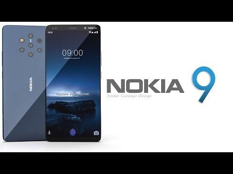 Nokia 9 2018 Trailer Concept Design Official introduction !