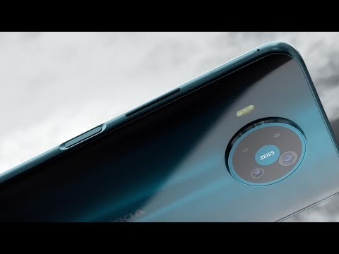 Nokia 8.3 5G | Quad Zeiss Camera, Dynamic HDR Smarts