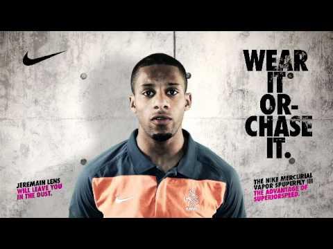 Nike Mercurial bij Perry Sport