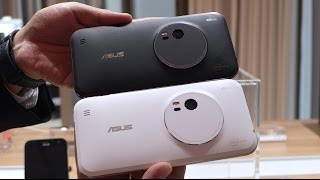 ASUS ZenFone Zoom Hands-On