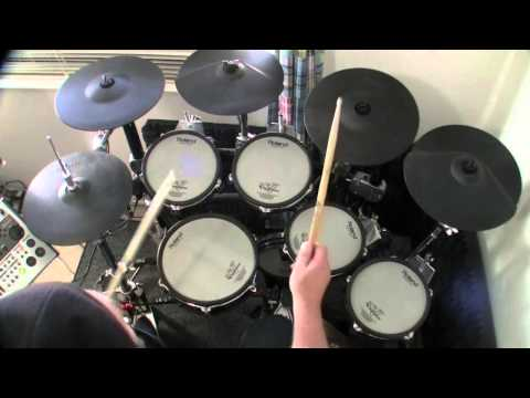 Lead Me To The Cross - Brooke Fraser - Hillsong (Drum Cover)
