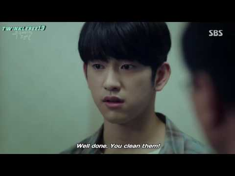 JinYoung (Junior) GOT7 Cameo The Legend Of The Blue Sea Ep 6