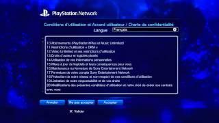 [TUTO] Créer un compte PSN (PS3)