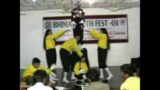 kgrl college youth festival first prize skit nagababu bhimavaram