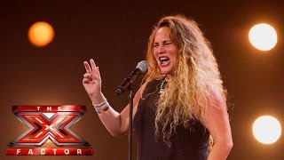 "Lucy blows ""the roof off"" an Aretha classic 