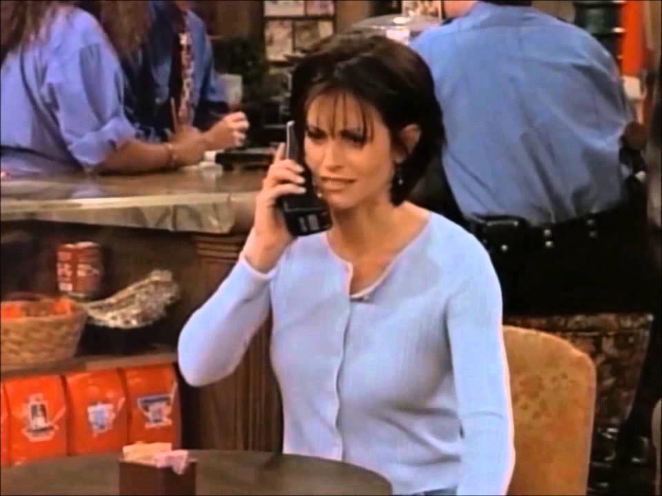 Friends - Favorite Monica Moments 1-2 - YouTube