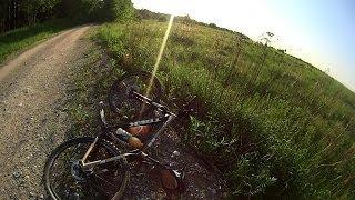 Одиночная велопокатушка с ночевкой