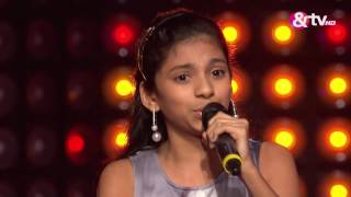 Saanvi Shetty - Blind Audition - Episode 3 - July 30, 2016 - The Voice India Kids