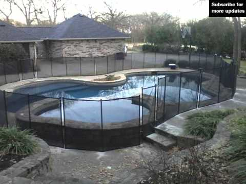 Bamboo Fencing Around Pool | Fence Collection And Designs