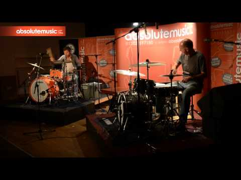Absolute Music: Ash Soan and Neal Wilkinson Pocket Club Tour