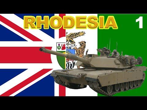 Rhodesia Bush War   Battlefield Vietnam Mods Part One