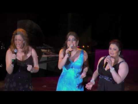 """raul-di-blasio-y-el-trío-de-voces:-any,-lissette-y-cristina---1ra.-parte---""""mix-de-canciones"""""""
