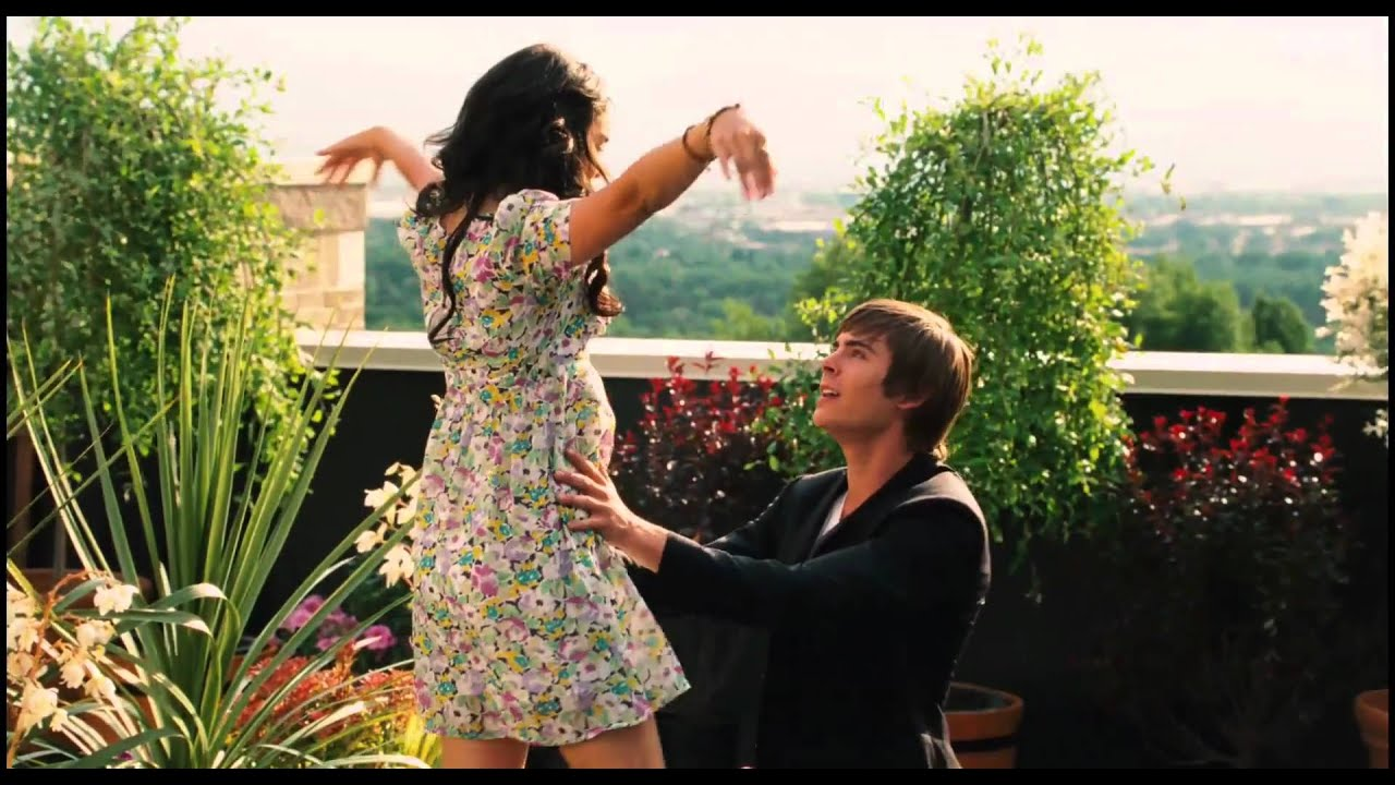 "High School Musical 3 - ""Can I Have This Dance"" Troy ..."