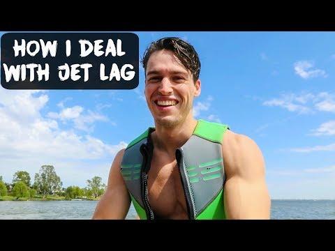 HOW I DEAL WITH JET LAG | Australia - VLOG #57