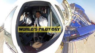 World's Pilot Day 26th April