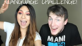 THE LANGUAGE CHALLENGE SPANISH & GERMAN