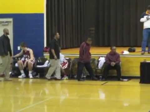Smallest NBA Player Ever Muggsy Bogues Coaching United Faith Christian Academy 5'3""