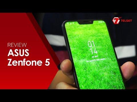 REVIEW ASUS Zenfone 5 Indonesia : Kerja Gegas, Desain Berkelas