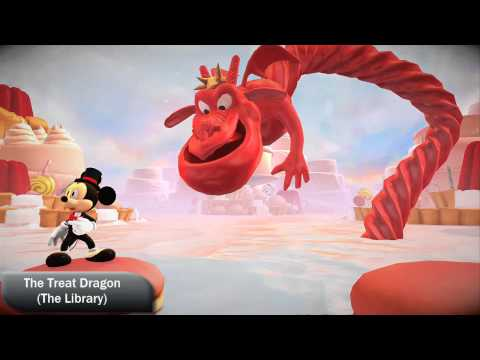 Castle of Illusion Starring Mickey Mouse - All Boss Fights + Final Boss & Ending